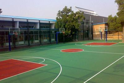 Sports Rubber Flooring